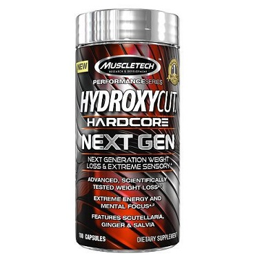 hydroxycut-hardcore®next-gen-180v